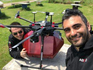 Trasporto di sangue tramite droni. Ora è possibile.