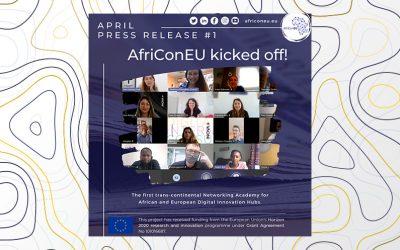 AfriConEu: la prima Networking Academy tra DIH africani ed europei