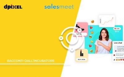 È possibile vivere online la stessa esperienza di acquisto che si ha in negozio fisico? Con SalesMeet si!